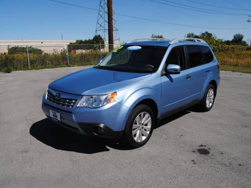 2012 subaru forester 4 dr wagon awd 2 5x limited for sale in middletown new york classified. Black Bedroom Furniture Sets. Home Design Ideas