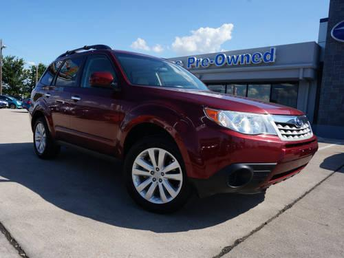 2012 subaru forester 4 dr wagon awd 2 5x premium for sale in denton texas classified. Black Bedroom Furniture Sets. Home Design Ideas