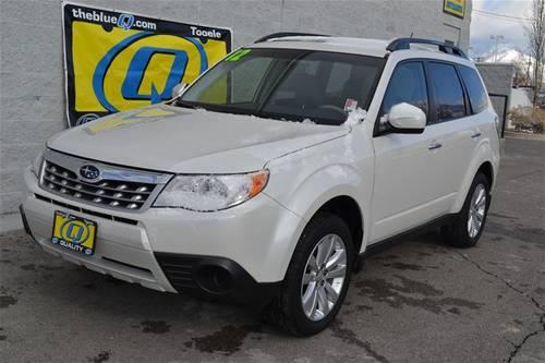 2012 subaru forester suv 2 5x limited for sale in erda utah classified. Black Bedroom Furniture Sets. Home Design Ideas