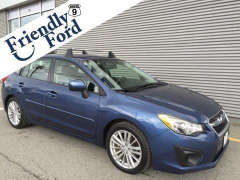 2012 subaru impreza 4 door hatchback for sale in poughkeepsie new york classified. Black Bedroom Furniture Sets. Home Design Ideas