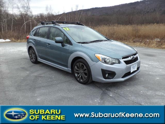 2012 subaru impreza awd sport limited 4dr wagon for sale in keene new hampshire classified. Black Bedroom Furniture Sets. Home Design Ideas