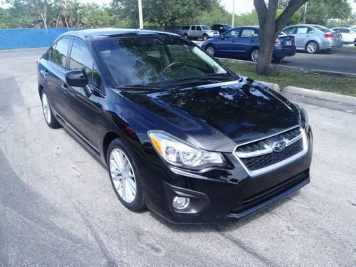 2012 subaru impreza sedan limited for sale in gifford florida classified. Black Bedroom Furniture Sets. Home Design Ideas