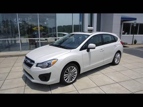 2012 subaru impreza wagon premium for sale in winterville north carolina classified. Black Bedroom Furniture Sets. Home Design Ideas