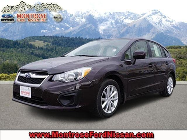 2012 subaru impreza wagon station wagon premium for sale in colona colorado classified. Black Bedroom Furniture Sets. Home Design Ideas