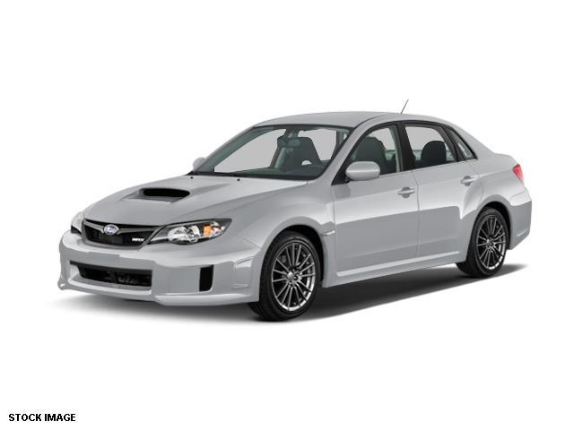 2012 Subaru Impreza WRX AWD WRX 4dr Sedan