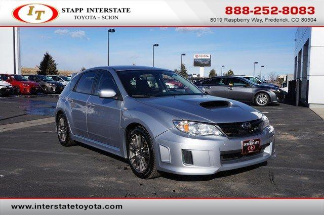 2012 subaru impreza wrx awd wrx 4dr wagon for sale in longmont colorado classified. Black Bedroom Furniture Sets. Home Design Ideas