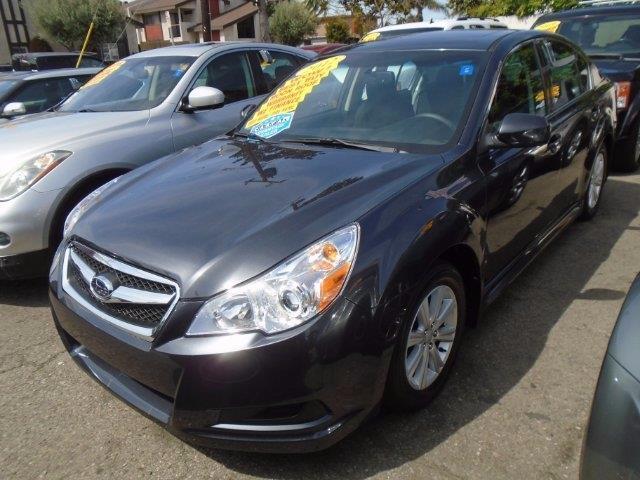 2012 Subaru Legacy 2.5i Premium AWD 2.5i Premium 4dr