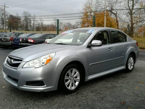 2012 subaru legacy sedan for sale in bermudian. Black Bedroom Furniture Sets. Home Design Ideas