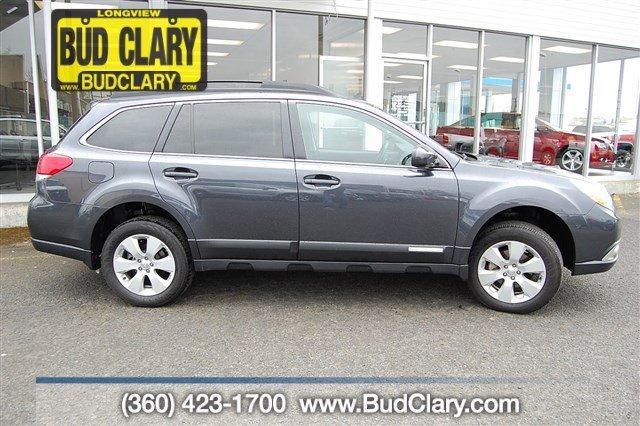2012 Subaru Outback Awd Premium 4dr Wagon Cvt For