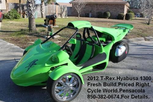 trike campagna wheel rex hyabusa build pensacola fresh trex florida americanlisted