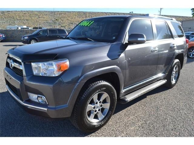 2012 toyota 4runner 4dr 4x4 for sale in las cruces new mexico classified. Black Bedroom Furniture Sets. Home Design Ideas