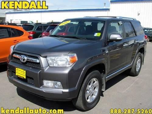 2012 toyota 4runner sport utility vehicle for sale in east missoula montana classified. Black Bedroom Furniture Sets. Home Design Ideas