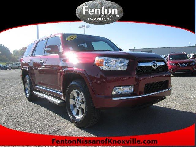 2012 toyota 4runner sr5 knoxville tn for sale in knoxville tennessee classified. Black Bedroom Furniture Sets. Home Design Ideas
