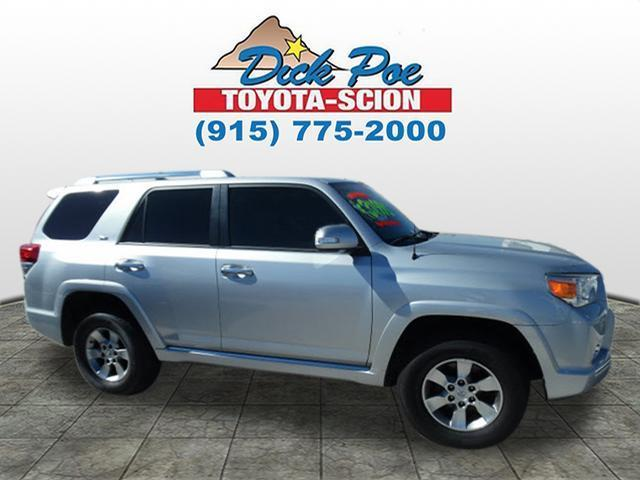2012 toyota 4runner trail 4x4 trail 4dr suv for sale in el paso texas classified. Black Bedroom Furniture Sets. Home Design Ideas