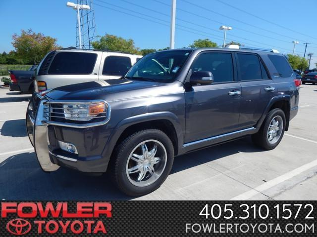 2012 toyota 4runner trail 4x4 trail 4dr suv for sale in norman oklahoma classified. Black Bedroom Furniture Sets. Home Design Ideas