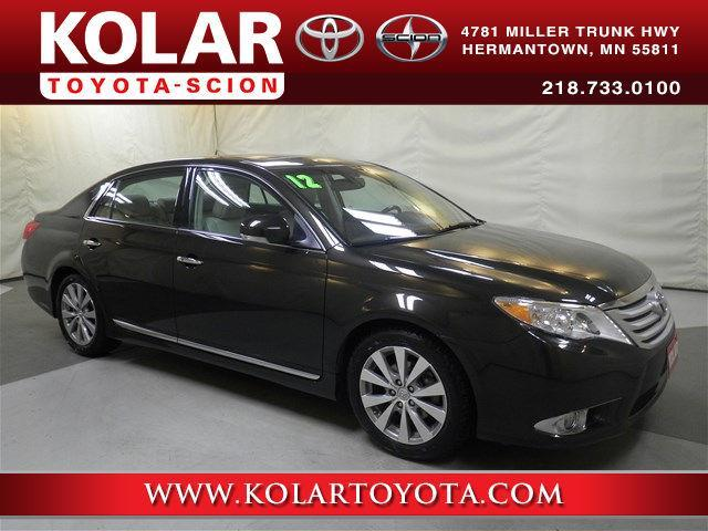 2012 Toyota Avalon Limited Limited 4dr Sedan