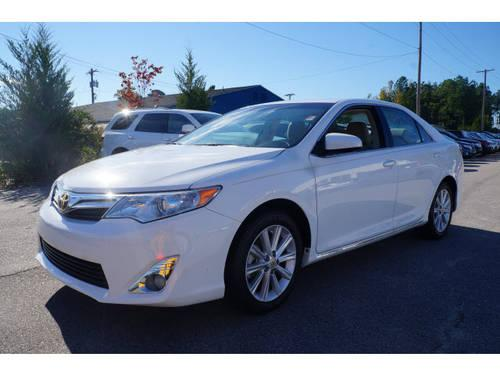 2012 toyota camry 4 dr sedan xle for sale in rocky mount north carolina classified. Black Bedroom Furniture Sets. Home Design Ideas