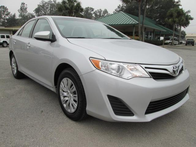2012 toyota camry 4d sedan le for sale in lake city florida classified. Black Bedroom Furniture Sets. Home Design Ideas