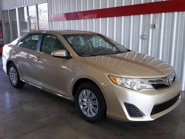 2012 toyota camry 4d sedan le for sale in bacone oklahoma classified. Black Bedroom Furniture Sets. Home Design Ideas