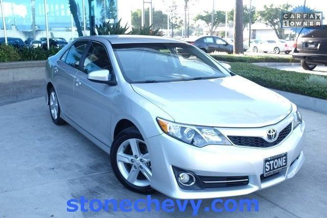 2012 toyota camry 4d sedan se for sale in tulare california classified. Black Bedroom Furniture Sets. Home Design Ideas