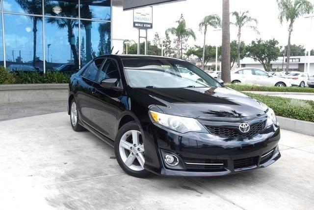 2012 Toyota Camry 4d Sedan Se For Sale In Tulare