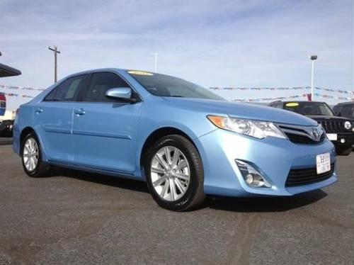 2012 toyota camry 4dr car xle for sale in delta colorado classified. Black Bedroom Furniture Sets. Home Design Ideas