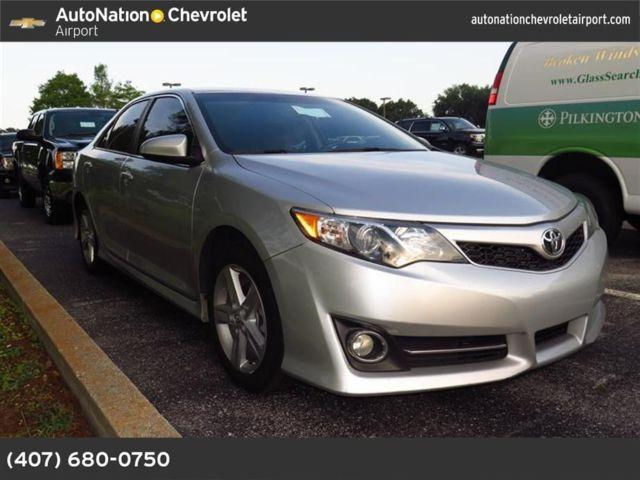 2012 toyota camry for sale in orlando florida classified. Black Bedroom Furniture Sets. Home Design Ideas