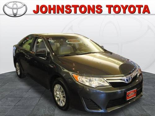 2012 toyota camry hybrid 4 dr sedan le for sale in new hampton new york classified. Black Bedroom Furniture Sets. Home Design Ideas