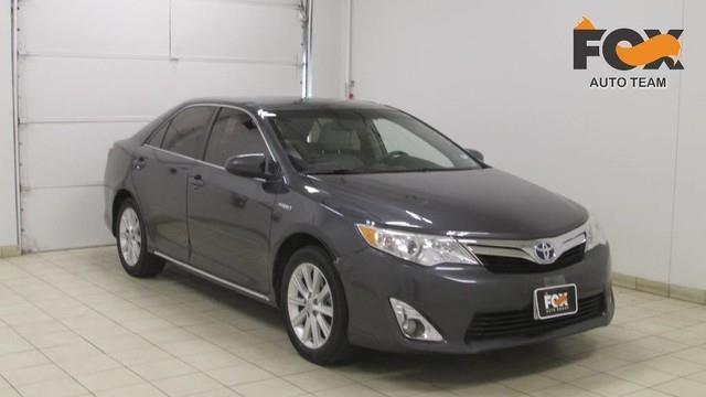 2012 Toyota Camry Hybrid LE LE 4dr Sedan For Sale In El