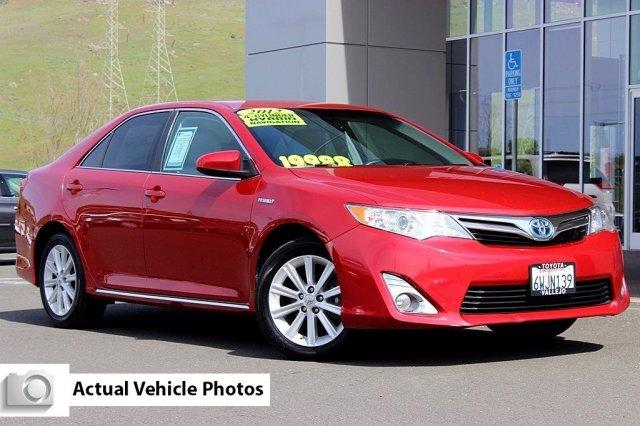 2012 toyota camry hybrid le vallejo ca for sale in vallejo california classified. Black Bedroom Furniture Sets. Home Design Ideas