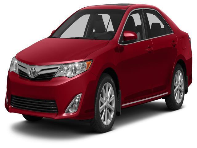2012 Toyota Camry L L 4dr Sedan