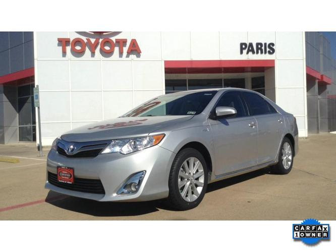 2012 toyota camry le 4dr sedan for sale in paris texas classified. Black Bedroom Furniture Sets. Home Design Ideas