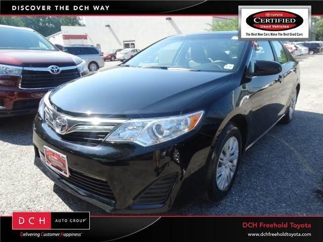 2012 toyota camry le for sale in east freehold new jersey for Motor vehicle nj freehold