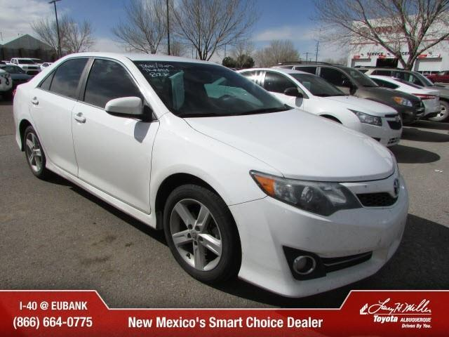 2012 toyota camry le le 4dr sedan for sale in albuquerque new mexico classified. Black Bedroom Furniture Sets. Home Design Ideas