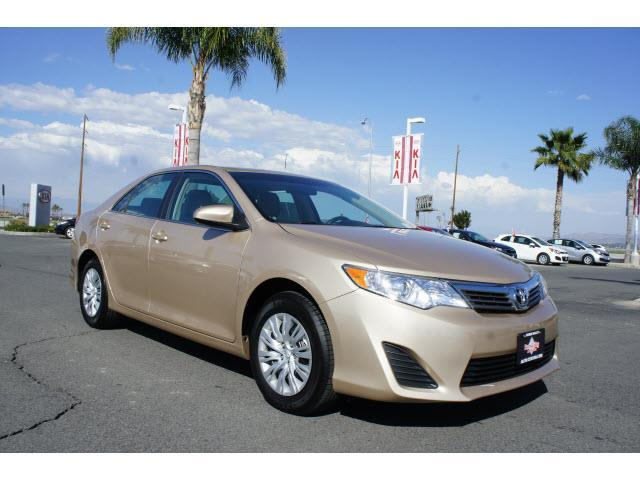 2012 toyota camry le perris ca for sale in perris california classified. Black Bedroom Furniture Sets. Home Design Ideas