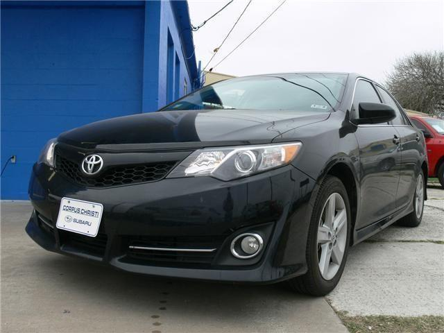 2012 toyota camry se for sale in tampa florida classified. Black Bedroom Furniture Sets. Home Design Ideas