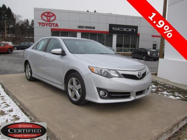 2012 toyota camry se se 4dr sedan for sale in reading pennsylvania classified. Black Bedroom Furniture Sets. Home Design Ideas