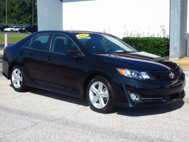 2012 Toyota Camry SE SE 4dr Sedan for Sale in Montgomery