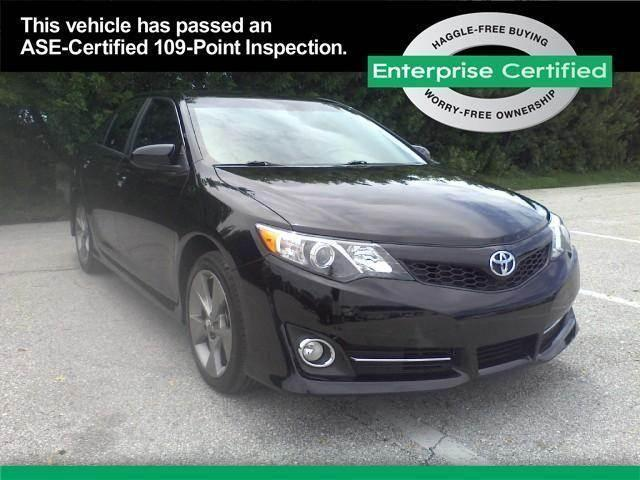 2012 toyota camry se sedan 4d for sale in tampa florida classified. Black Bedroom Furniture Sets. Home Design Ideas