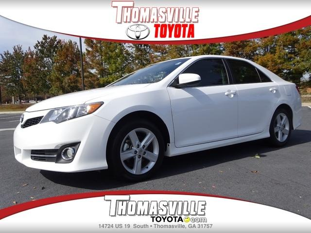 2012 toyota camry se thomasville ga for sale in thomasville georgia classified. Black Bedroom Furniture Sets. Home Design Ideas