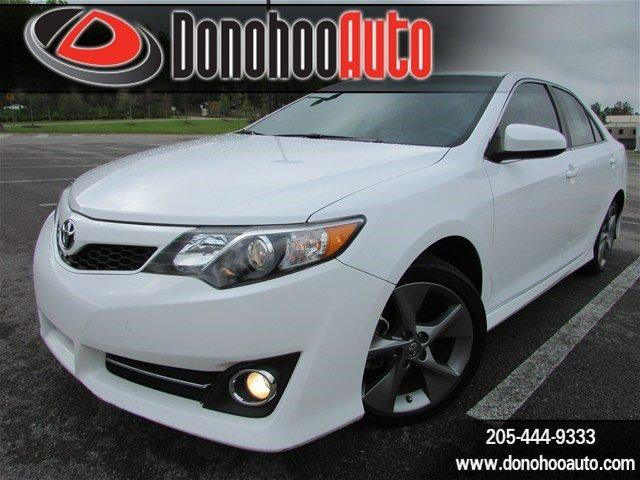 2012 toyota camry se v6 4dr sedan for sale in indian springs alabama classified. Black Bedroom Furniture Sets. Home Design Ideas