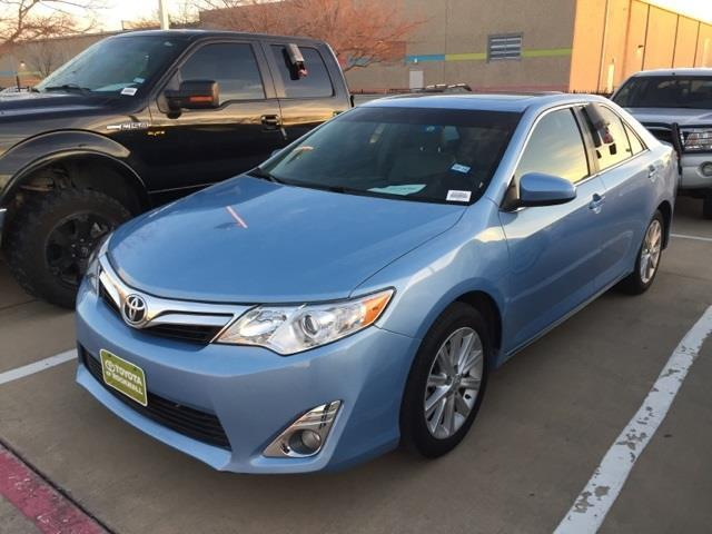2012 toyota camry se v6 se v6 4dr sedan for sale in rockwall texas classified. Black Bedroom Furniture Sets. Home Design Ideas