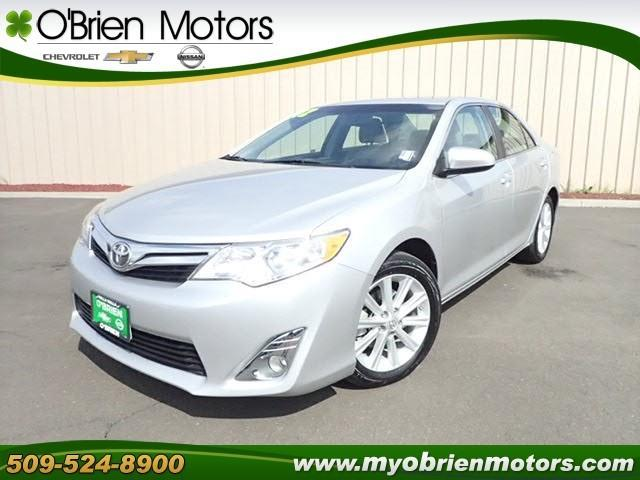 2012 toyota camry se v6 se v6 4dr sedan for sale in walla walla washington classified. Black Bedroom Furniture Sets. Home Design Ideas