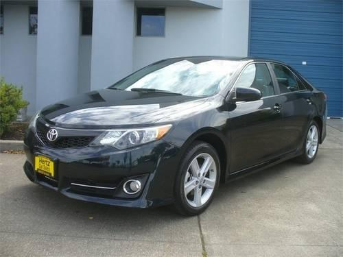 2012 toyota camry sedan for sale in albany oregon. Black Bedroom Furniture Sets. Home Design Ideas