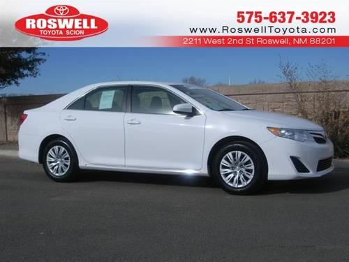 2012 toyota camry sedan le for sale in elkins new mexico classified. Black Bedroom Furniture Sets. Home Design Ideas