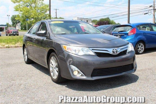 2012 toyota camry xle xle 4dr sedan for sale in limerick pennsylvania classified. Black Bedroom Furniture Sets. Home Design Ideas