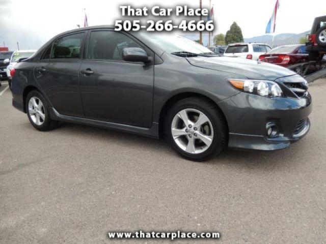 2012 toyota corolla l at for sale in albuquerque new mexico classified. Black Bedroom Furniture Sets. Home Design Ideas