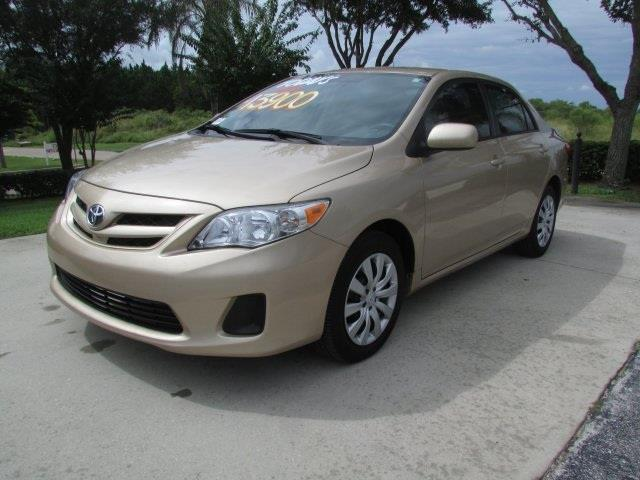 2012 toyota corolla le clermont fl for sale in clermont florida classified. Black Bedroom Furniture Sets. Home Design Ideas