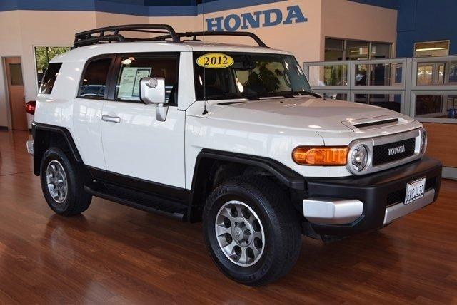 2012 Toyota Fj Cruiser 4x4 4dr Suv 5a For Sale In