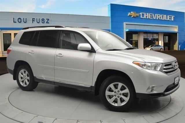 2012 toyota highlander for sale in saint peters missouri classified. Black Bedroom Furniture Sets. Home Design Ideas